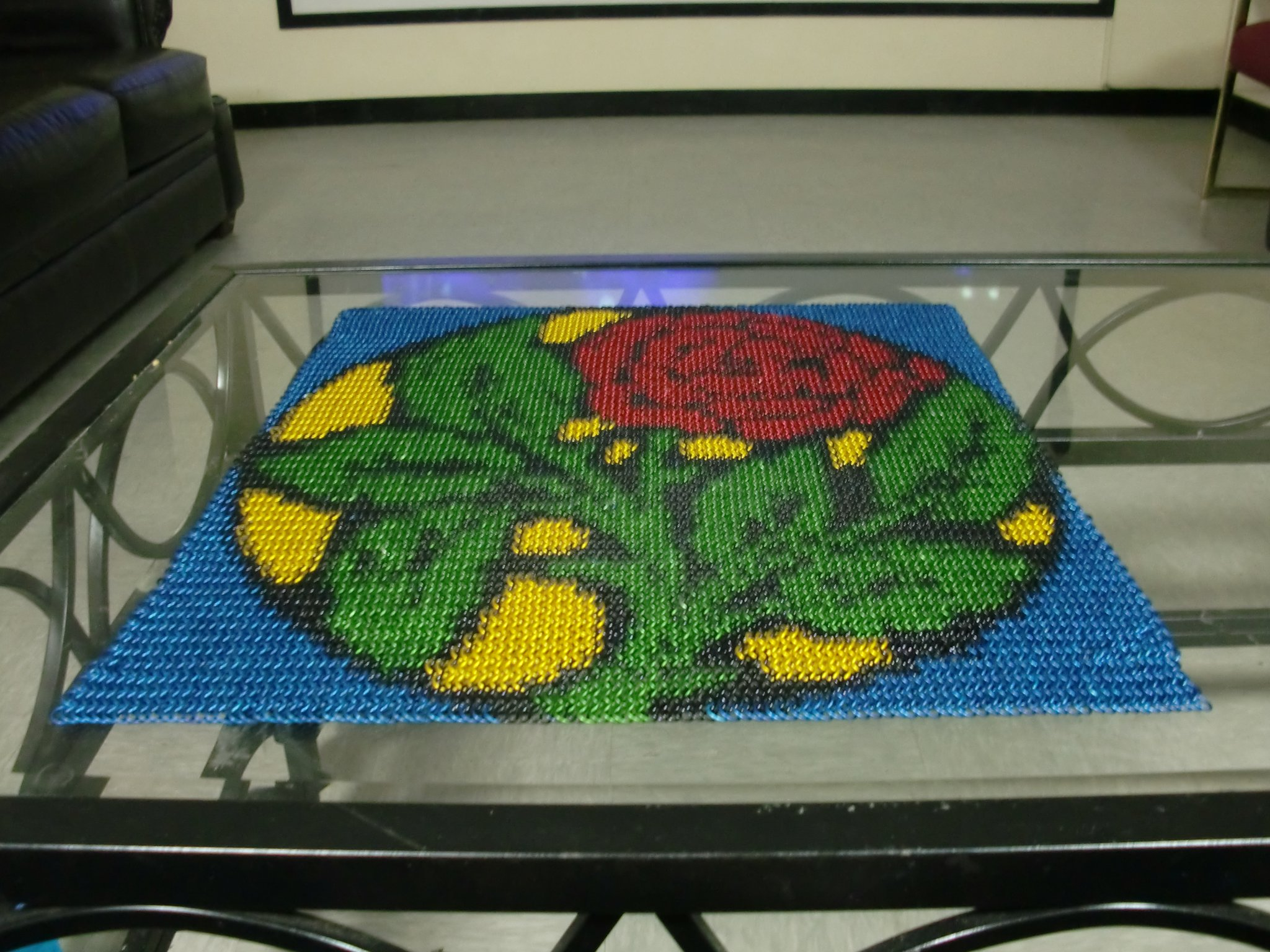 Chainmaille Rose.jpg