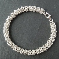 Turkish Round Maille bracelet
