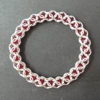 Inverted Captive Round bracelet