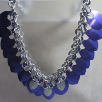 Scale Maille Necklace