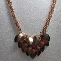 Small Scale Maille Bib