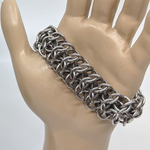 Interwoven 4-1 bracelet