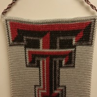 Texas Tech University Inlay